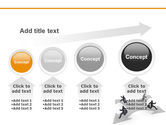 Outflow of Capital PowerPoint Template#13