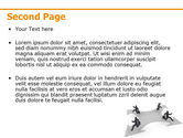 Outflow of Capital PowerPoint Template#2