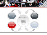 Baggage Security Free PowerPoint Template#6
