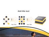 Clerk Work PowerPoint Template#9