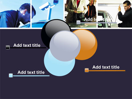 Car Crime PowerPoint Template Slide 10