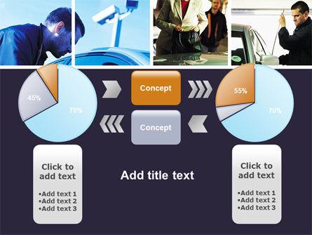 Car Crime PowerPoint Template Slide 11