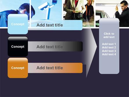 Car Crime PowerPoint Template Slide 12