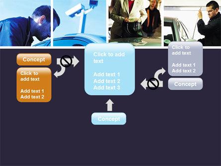 Car Crime PowerPoint Template Slide 13