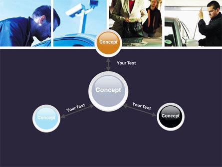 Car Crime PowerPoint Template Slide 14