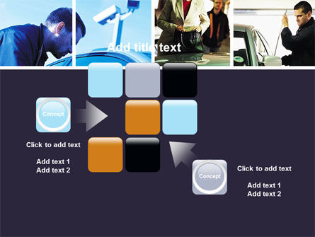 Car Crime PowerPoint Template Slide 16