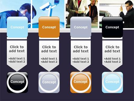 Car Crime PowerPoint Template Slide 18