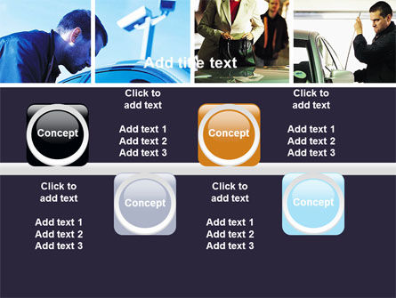 Car Crime PowerPoint Template Slide 19