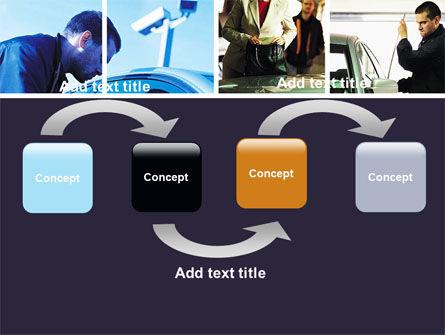 Car Crime PowerPoint Template Slide 4