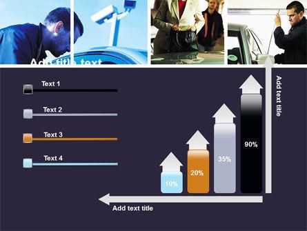 Car Crime PowerPoint Template Slide 8