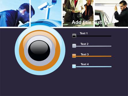 Car Crime PowerPoint Template Slide 9
