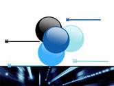 Blue Night PowerPoint Template#10