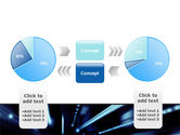 Blue Night PowerPoint Template#11