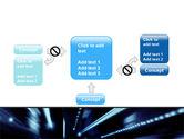 Blue Night PowerPoint Template#13