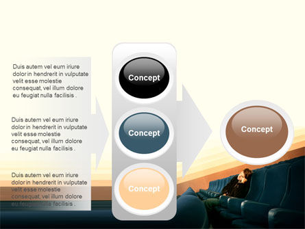 Boring Movie PowerPoint Template Slide 11