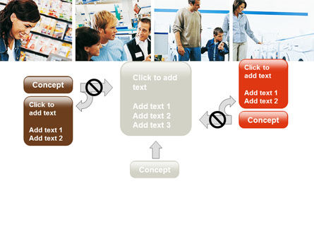 Electrical Appliance Retail Trade PowerPoint Template Slide 13