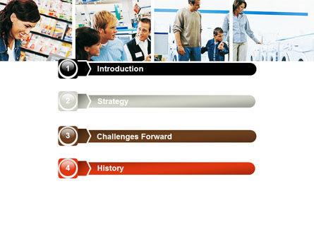 Electrical Appliance Retail Trade PowerPoint Template Slide 3
