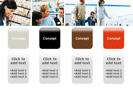 Electrical Appliance Retail Trade PowerPoint Template Slide 5