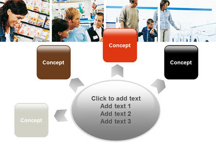 Electrical Appliance Retail Trade PowerPoint Template Slide 7