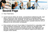 Electrical Appliance Retail Trade PowerPoint Template#2