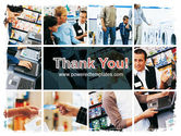 Electrical Appliance Retail Trade PowerPoint Template#20