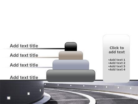 Turn PowerPoint Template Slide 8