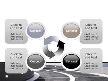 Turn PowerPoint Template Slide 9