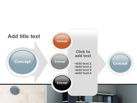 Top Manager's Office PowerPoint Template Slide 17