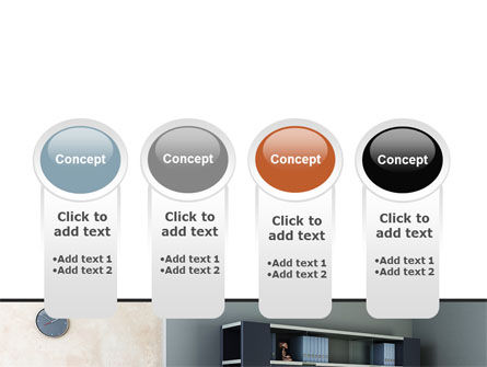 Top Manager's Office PowerPoint Template Slide 5
