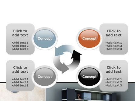 Top Manager's Office PowerPoint Template Slide 9