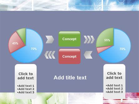 Progressive Technology PowerPoint Template Slide 11