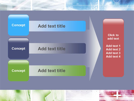 Progressive Technology PowerPoint Template Slide 12