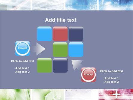 Progressive Technology PowerPoint Template Slide 16