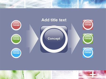 Progressive Technology PowerPoint Template Slide 17