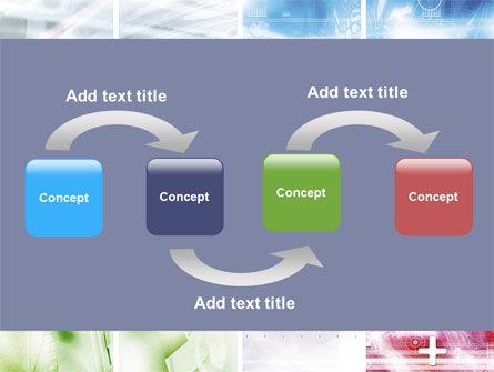 Progressive Technology PowerPoint Template, Slide 4, 06433, Abstract/Textures — PoweredTemplate.com