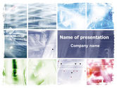 Abstract/Textures: Progressive Technology PowerPoint Template #06433
