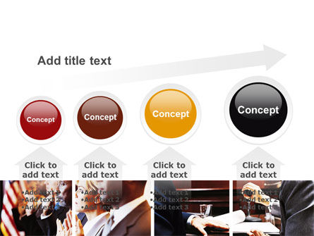 Judge PowerPoint Template Slide 13