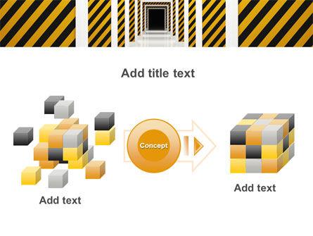 Dangerous Path PowerPoint Template Slide 17