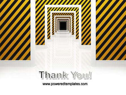 Dangerous Path PowerPoint Template Slide 20