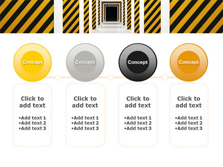 Dangerous Path PowerPoint Template Slide 5