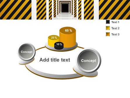 Dangerous Path PowerPoint Template Slide 6