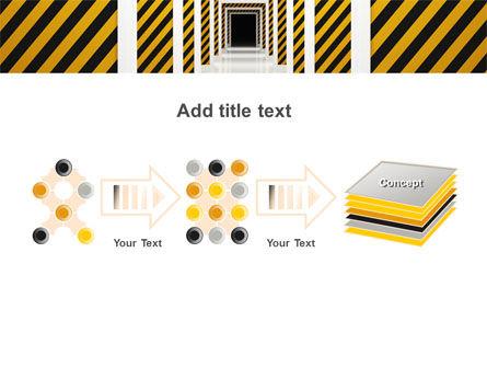 Dangerous Path PowerPoint Template Slide 9