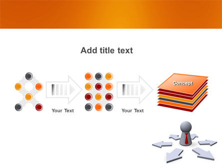 Top Management PowerPoint Template Slide 9