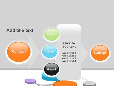 Social Network In Web 2.0 PowerPoint Template Slide 17