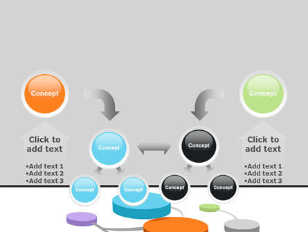 Social Network In Web 2.0 PowerPoint Template Slide 19