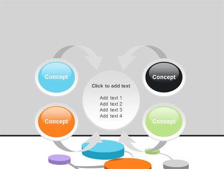 Social Network In Web 2.0 PowerPoint Template Slide 6