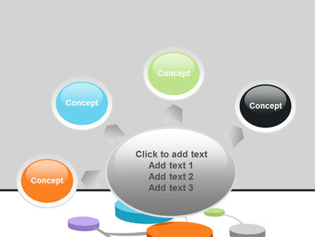 Social Network In Web 2.0 PowerPoint Template Slide 7