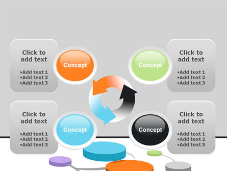 Social Network In Web 2.0 PowerPoint Template Slide 9