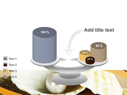 Pearl Shell PowerPoint Template Slide 10