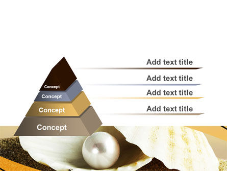 Pearl Shell PowerPoint Template Slide 12